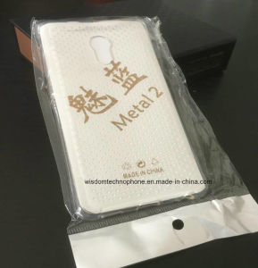 Meilan Metal2 Balloon Dropproof Shell for Meizu  Meilan 5 E 5 X Note3 Transparent TPU Soft Phone Cases pictures & photos