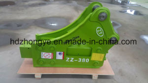 Side Type Hydraulic Breaker Hammer 6-9ton Excavator Zys750 pictures & photos