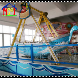 Happy Dinosaur Egg Ride Merry Go Round for Children′s Indoor Play Land pictures & photos