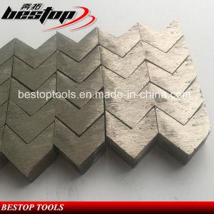 Arrow Type Diamond Segment for Grinding Concrete pictures & photos