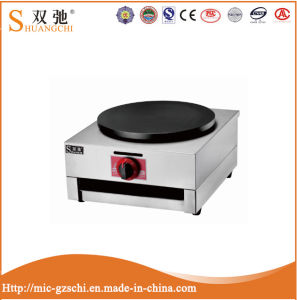 Sc-818r Commercial Stainless Steel Gas Crepe Maker for Sale pictures & photos