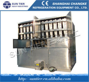 Ice Cube Machine for Industrial pictures & photos