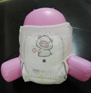 OEM Hot Sale Disposable Sleeping Baby Diaper Pants pictures & photos