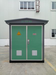 Prefabricated Substation Electrical Compact Substation pictures & photos