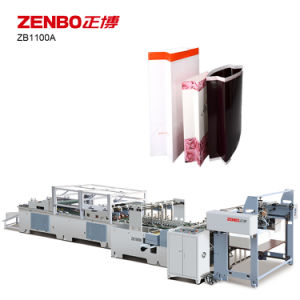 Sheet-Feeding Semi-Automatic Paper Bag Making Machine (Zb1100A) pictures & photos