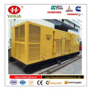 Cummins Matched with Stamford 1000kw Silent Diesel Generator Set pictures & photos
