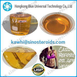 Injectable Muscle Building Steroid Trenbolone Enanthate 100 for Finished Liquid pictures & photos