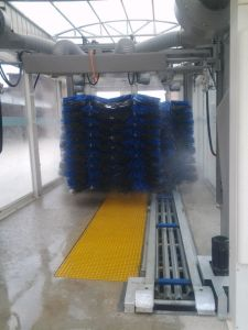 Automatic Tunnel Car Washing Machine System Equipment pictures & photos