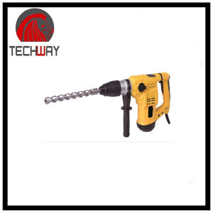 Techway 40mm 1400W Power Tools Electric Rotary Hammer Tw-Ds40L pictures & photos