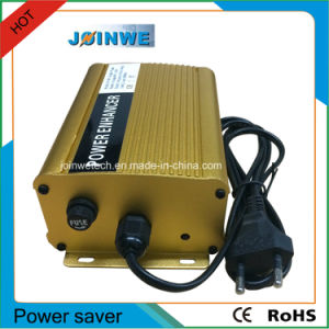 Single Phase Power Saver for Family with Aluminium Housing (JS-001) pictures & photos