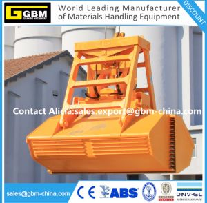 Hydraulic Electric Remote Control Clamshell Grab for Bulk Handling pictures & photos
