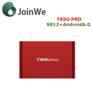 T95u PRO S912 Android 6.0 Kodi 17.0 Ott TV Box pictures & photos
