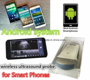 2017 New Product Wireless Ultrasound Probe for iPhone iPad pictures & photos
