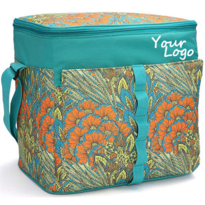 2017 Colorful Design Environmental Insulated Thermal Cooler Bag pictures & photos