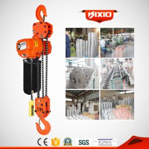 7.5 Ton Construction Hoist with Electric Trolley pictures & photos