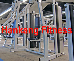 Hammer Strength, Gym Equipment, Fitness Machine, ISO-Lateral Kneeling Leg Curl (MTS-8011) pictures & photos