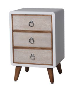 Multi-Storage Wooden Chest with Natural Timber Finish pictures & photos