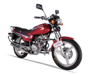 125/150cc Street Disc Brake Alloy Wheel Racing Motorcycle (SL150-A1) pictures & photos