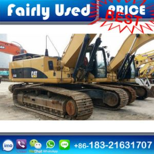 Used Cat 345D Crawler Excavator of Cat Excavator 345D pictures & photos