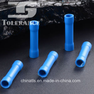 BV Series PVC Copper Insulated Butt Connector with Ce RoHS pictures & photos