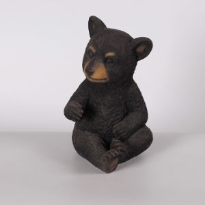 Resin Decoration Simulation Bear pictures & photos