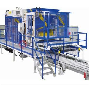 Zenith 844 Fully Automatic Stationary Multilayer Concrete Block Making Machine pictures & photos
