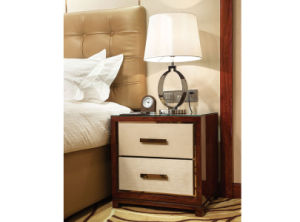 Leather Upholster Holiday in Modern Bedroom Furniture pictures & photos