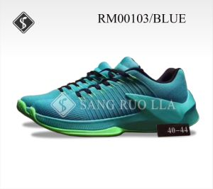 High Quality Fly Knitting Running Shoes pictures & photos