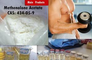 Sex Drugs Female Raw Steroids Hormone Powder Primobolan / Methenolone Acetate pictures & photos