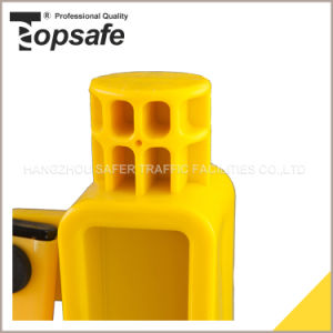 Heavy Duty Plastic Expandable Road Barrier (S-1651) pictures & photos