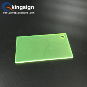 China Casting Color Acrylic Panel pictures & photos