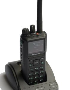 VHF Digital Two-Way Radio in 136-174MHz with GPS Digital Function