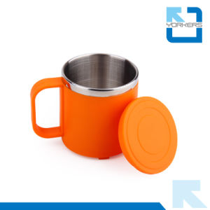 Colorful Stainless Steel Mug & Water Cup for Kids pictures & photos