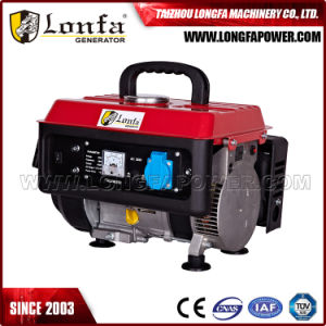 650W 700W Portable 950 Gasoline Generator Set / Electricity Generator pictures & photos