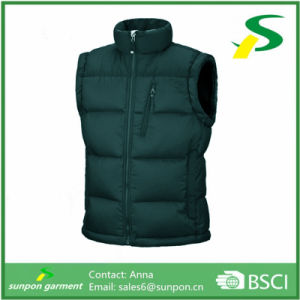 Best Latest Unisex Black Padded Vest pictures & photos