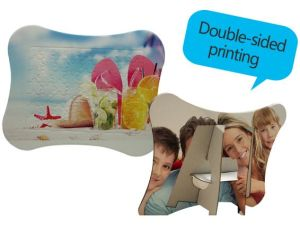 New Promotional Paper Puzzle Jigsaw Frame pictures & photos