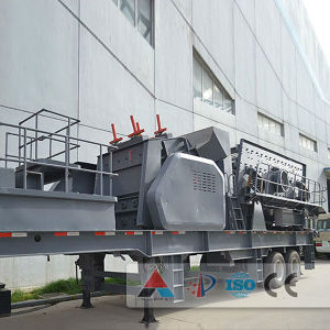 Portable Crushing Plant, Portable Crusher, Mobile Wheel Crusher pictures & photos