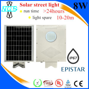 New Goods IP67 Outdoor All in One 70W Solar LED Street Light pictures & photos