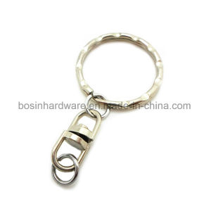 Fashion Metal Split Ring Keychain pictures & photos