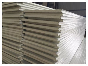 PU Sandwich Panel Composite Roof Foam Polyurethane Paneling pictures & photos