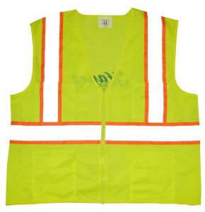 High Visibility Usual Safety Vest for Workout and Workwear Use From Factory pictures & photos