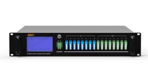 Aot1550-02-22 CATV 1550nm Fiber Amplifier EDFA with Pon Port pictures & photos