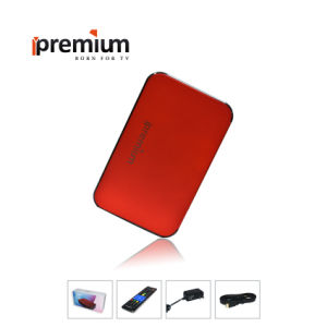 TV Online+ Smart TV Box with Quad Core 2.4G WiFi IPTV with Mickyhop OS Stalker Media Player Ipremium pictures & photos