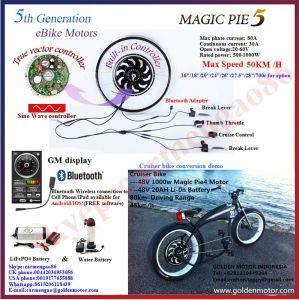 New Version! Electric Bicycle Kit / E Bike Kit / Electric Conversion Kit/ Hub Motor 24V/36V/48V 250-1000W pictures & photos