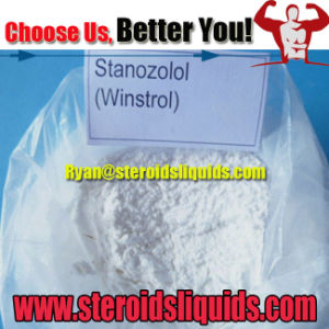 Factory Price Oral Steroid Powder Winny Winstrol for Lean Muscle pictures & photos