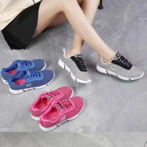 Newest Fashion Ladies Sneakers Sports Shoes Wholesale Customize (MB9018) pictures & photos