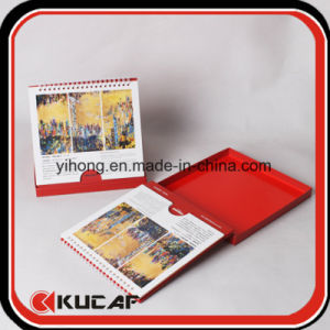 Custom Office Supply Offset Printing Box Packaging Desk Calendar pictures & photos