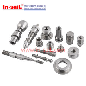Precision CNC Turning Aluminium Parts pictures & photos