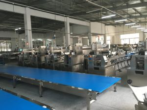 Automatic Flow Wrapping Machine for Bakery Cookeis pictures & photos