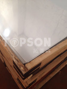 Topson Stainless Steel Sheets Plate for Decoration pictures & photos